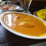 ジャンバーラ - チキンカレー