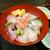庄や - 料理写真:九州・白身5点食べ比べ丼 ¥990(税込)