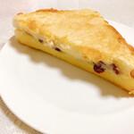 ゲベッケン本店 - チーズケーキ