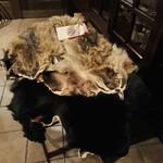 140672008 - ☆穴熊、ツキノワグマ、ヌートリアの毛皮。
