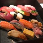 寿司海鮮 御旦孤 - おたんこにぎり1.5人前