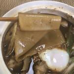 秋山製麺 - リフト 娘用に極太(笑)