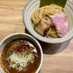 140679463 - 吟醸味噌つけ麺(特盛)