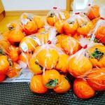フルーツ直売所 - 料理写真:百目柿購入