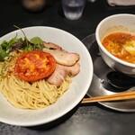140684752 - トリュフトマトつけ麺