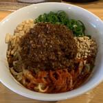 汁なし担々麺 ラーテル - 料理写真:汁なし坦々麺 800円