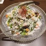 居酒屋 絃 - サラダ