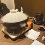 居酒屋 絃 - 鍋