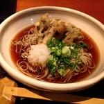 14069605 - 舞茸の天ぷら蕎麦