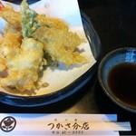 つかさ - 料理写真:天ぷら