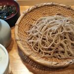 Kurumitei - 2020/6/6 ざる蕎麦