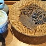 Kurumitei - 2020/6/6 粗挽き十割蕎麦