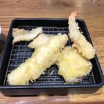 魚がし天ぷら 魚天 -