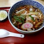 鶴家 - 料理写真:たぬきうどん(税込650円)