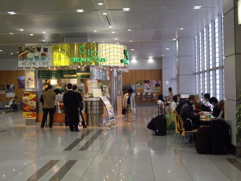GIO オーガニックカフェ 品川駅店