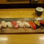 北の味心竹ちゃん - 寿司