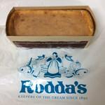 ロダス - クローテッドクリームチーズケーキ