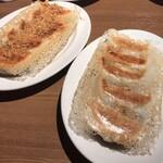 関内餃子軒 - スタミナ餃子とセット餃子