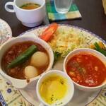 ABC食堂 - 料理写真: