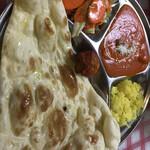 エベレスト インド ネパール料理&カフェ - 料理写真: