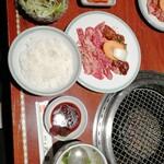 上野太昌園 - Bランチ 1050円