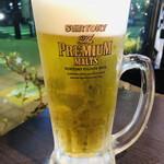 創作中華香港手作り点心チャイ - 生ビール