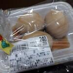 松月堂 - 煮たまご(240円)