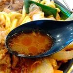 すき家 - スープ