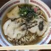 聖天坂 春日 - 料理写真:シンプルな中華そば 490円 (コショーのせで出てきます)