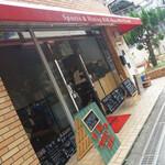 Sports&Dining BAR Abani - ここ