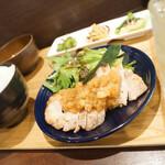 Sports&Dining BAR Abani - トンテキ定食