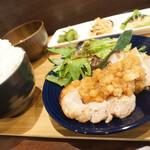 Sports&Dining BAR Abani - トンテキ〜〜〜〜