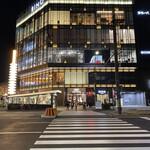 うなぎ四代目菊川 - 外観(このビルの5階)
