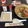 琉球ゴルフ倶楽部 レストラン - 料理写真:ソーキそば