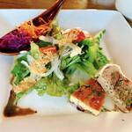 Cafe&Restaurant Sincerite - オードブルサラダ
