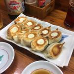 一番餃子 - * 焼き餃子 600円