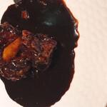 唐苑 - 黒酢酢豚