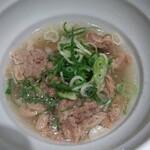 窯焼和牛ステーキと京のおばんざい 市場小路 - 塩もつ煮込み!これめっちゃ美味しかった~