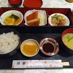 レストラン待夢 - 日替りランチ(600円)