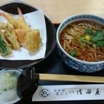 増田屋 - 天ぷら蕎麦並