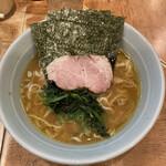 武蔵家 - 料理写真:並。いくらか忘れた
