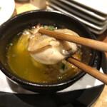 ウラロジカ - 牡蠣リフト\(//∇//)\
