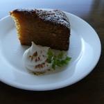 カフェ・マウンテンブックス - ケーキ