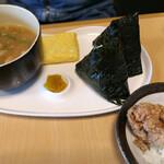 おにぎりカフェ よってこ米!! - 料理写真: