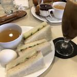 喫茶室ルノアール - 料理写真: