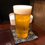 Toritanaka - 生ビール
