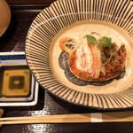 Toritanaka - セコ蟹と生姜酢