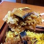 すみ田 - 一見、タレが薄めに感じましたが、食べてみるとちょうど良いバランスで美味しかったです