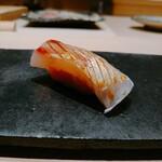 Sushiimamura - 鯛 昆布〆