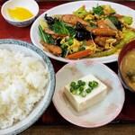 もっこす - A定食(750円)